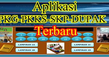 Master Aplikasi PKG-PKKS-SKP-DUPAK Terbaru - FILE EDUKASI
