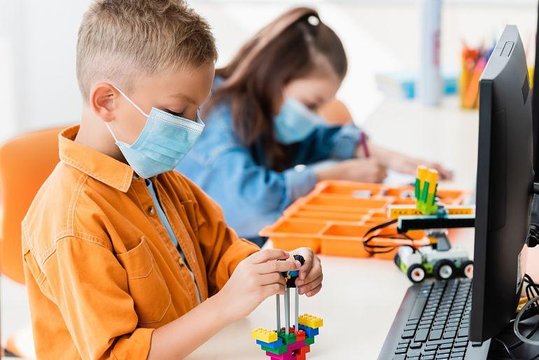 Curso Taller Clases de robótica educativa Lego para niños modalidad presencial en Arequipa, Perú
