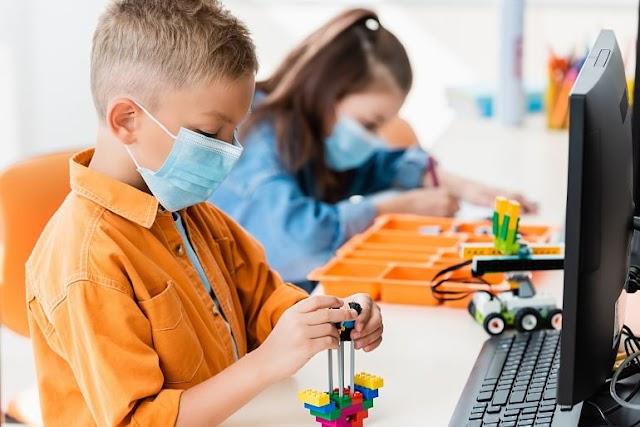 ▷ CURSO PRESENCIAL de ROBÓTICA para NIÑOS en AREQUIPA | Octubre 2021