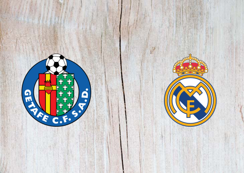 Getafe vs Real Madrid -Highlights 4 January 2020