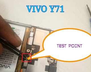 letak test point y71