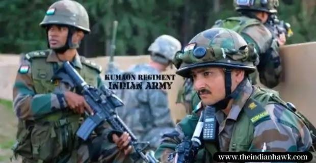 Indian Army Kumaon Regiment