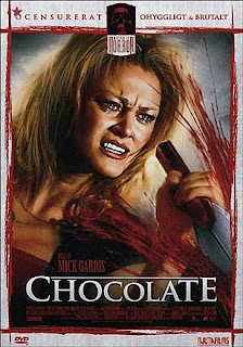 Chocolate - Masters of Horror