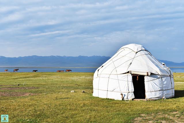 Song Kol, Kirguistán