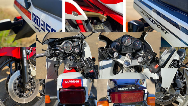 Design%2Bsem%2Bnome - Yamaha RD 350 LC x Honda CR 450 SR, o eterno desafio