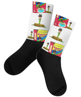 https://clownsick.com/products/strawberry-smiggle-socks