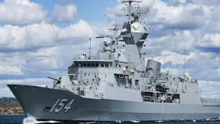 HMAS Parramatta - 154