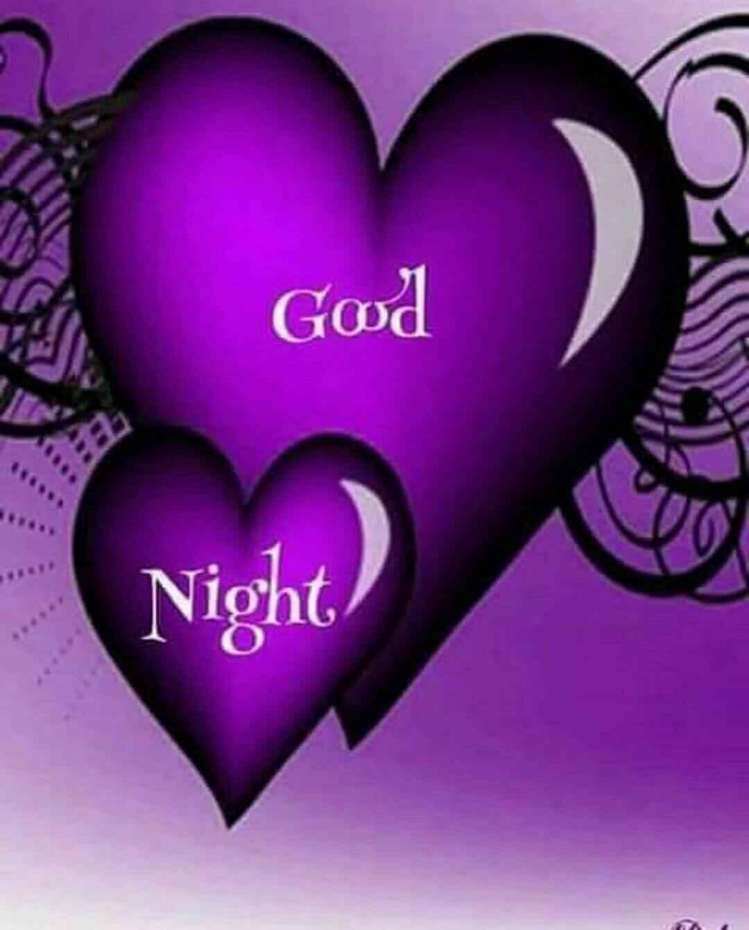 good night love images hd