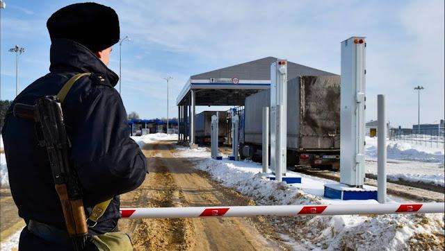 Закрытые границы России – «взведенный курок» протестов и революций