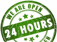 Transaksi Non Stop 24 jam