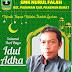 SMK Nurul Falah Pasbar Mengucapkan Selamat Idul Adha 1442 H/ 2021 M