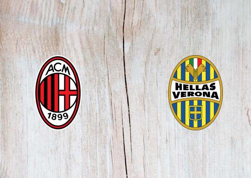 Milan vs Hellas Verona -Highlights 2 February 2020