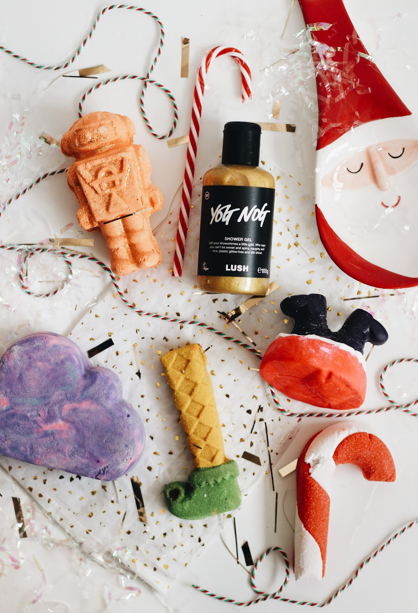 Lush Christmas 2020 Review