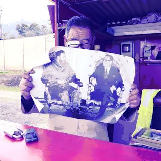 Poster Castro Allende