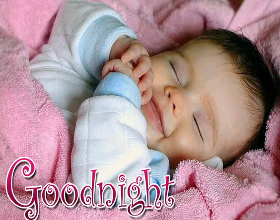 Cute Baby Good Night Wishes