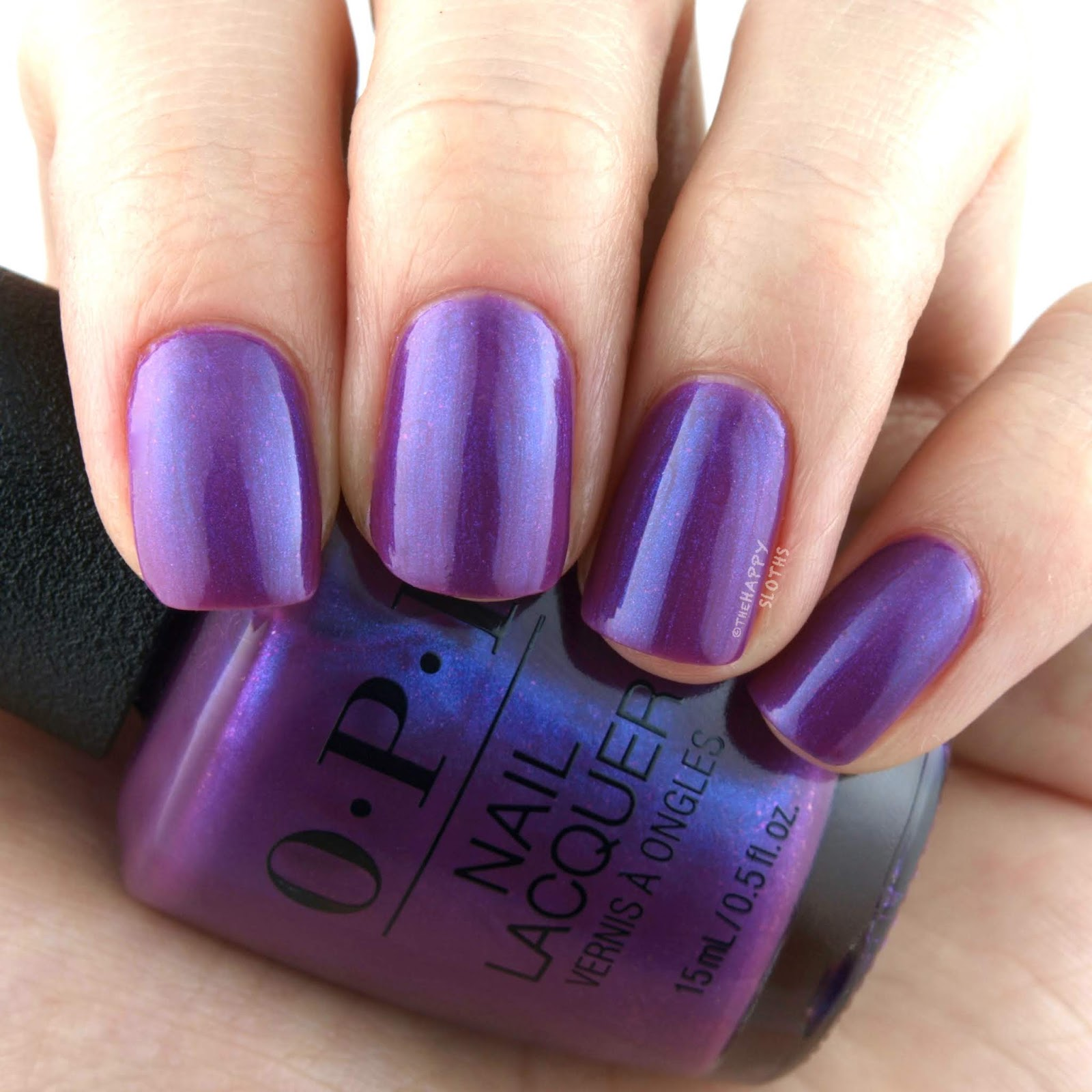 OPI Spring 2019 Tokyo Collection | Samurai Breaks a Nail: Review and Swatches