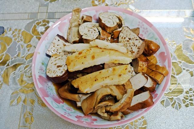 板橋素食滷味小菜