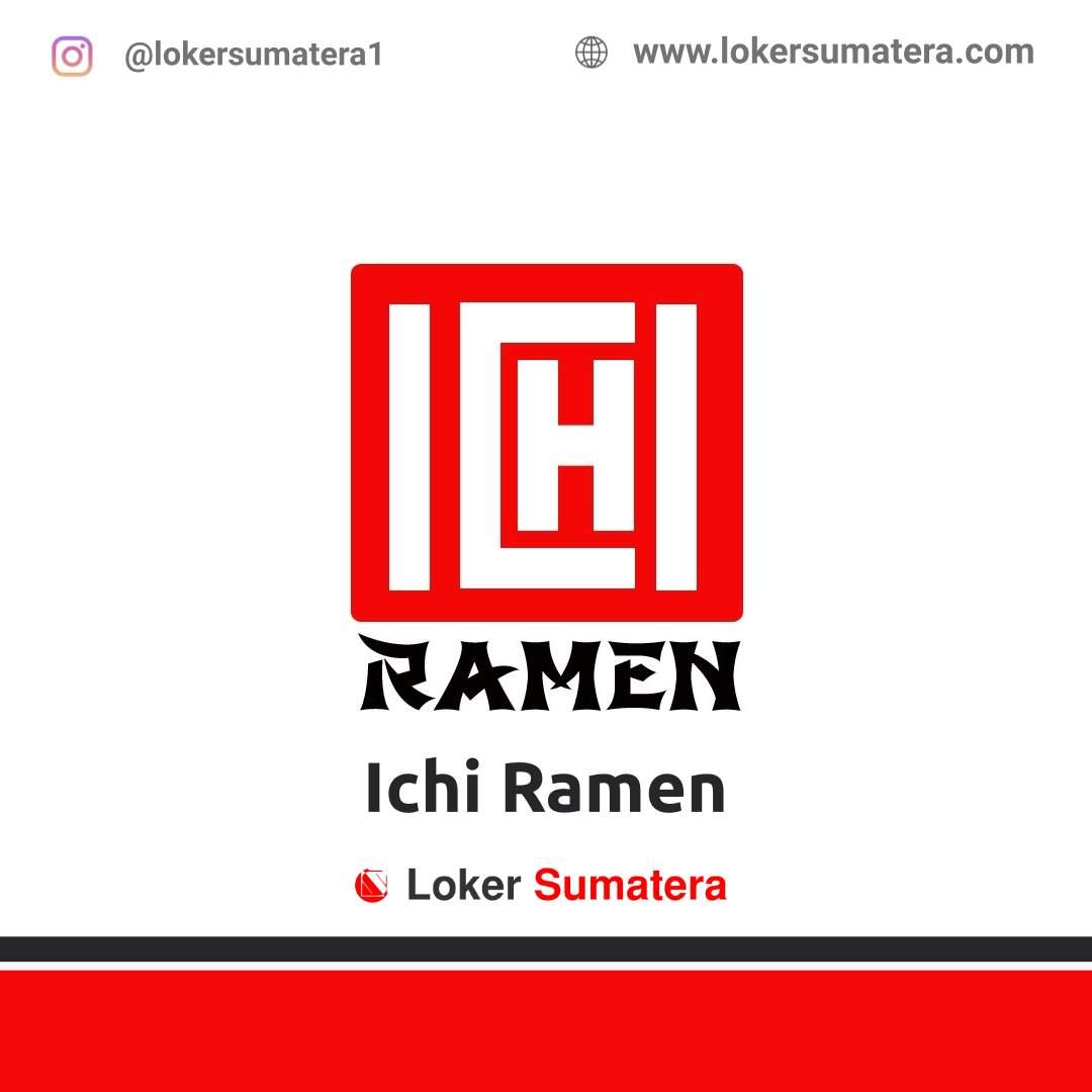 Lowongan Kerja Pekanbaru: Ichi Ramen November 2020