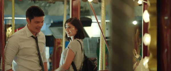 Dingdong Dantes as Sid and Anne Curtis as Aya in 'Sid & Aya'/Viva Films