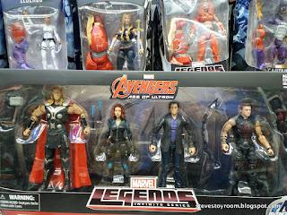 Toys R Us Hong Kong Marvel