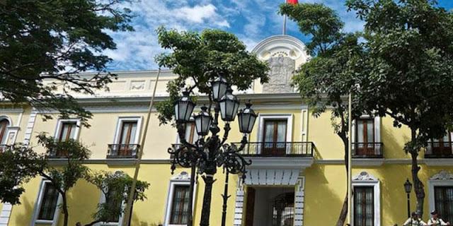 "Gobierno de Maduro denuncia ""operación de extorsión"" de USA para lograr reelección de Almagro"