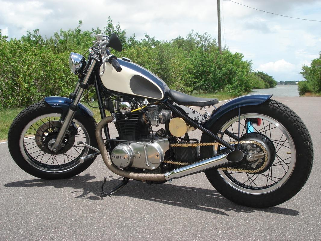 yamaha xs650 1976 by bare bone rides [ 1066 x 800 Pixel ]