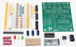 Mixed Scale DIY Digital Readout kit for TouchDRO