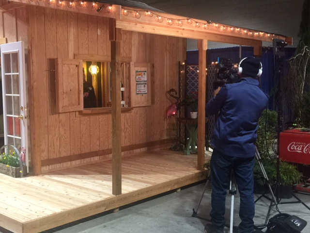 Seattle Home Show : Q13 at Seattle Home Show This Morning