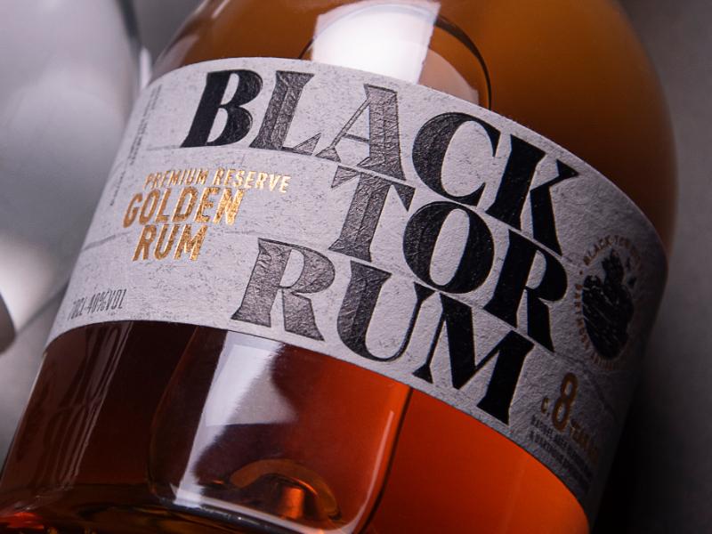 Black Tor Rum