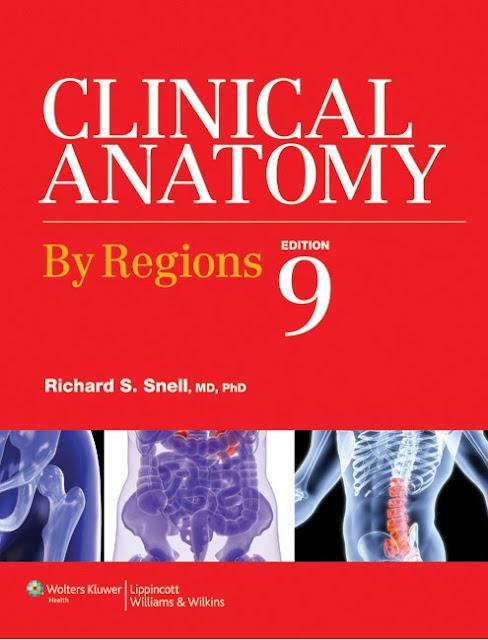 Snell Anatomy by Regions 9th Edition