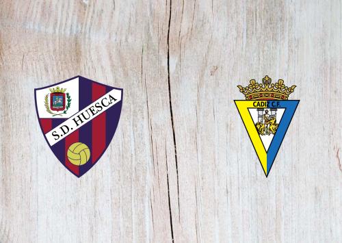 Huesca vs Cádiz -Highlights 20 September 2020
