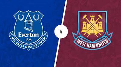مشاهدة مباراة ايفرتون ضد ويست هام يونايتد 09-05-2021 بث مباشر في الدوري الانجليزي