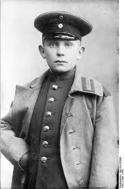 Göring joven