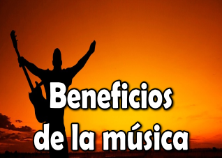 Beneficios de la música