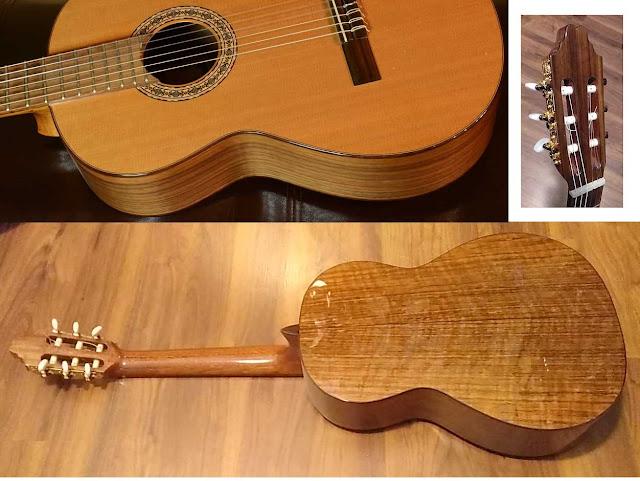 Guitarra española Prudencio Sáez 8