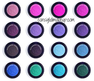 Preview Ombretti Fard Colore Vegetale Yves Rocher colori freddi blu