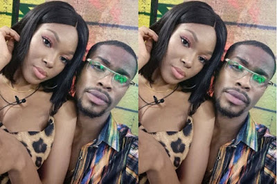 BBNaija: Neo Reconciles With Vee, Orders Card & Flowers For Her Birthday