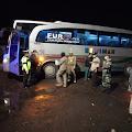 Aparat TNI-Polri dan Dishub Cilacap Cek Para Penumpang Bus, Dari 9.000 Orang, 14 Diantaranya Masuk ODP