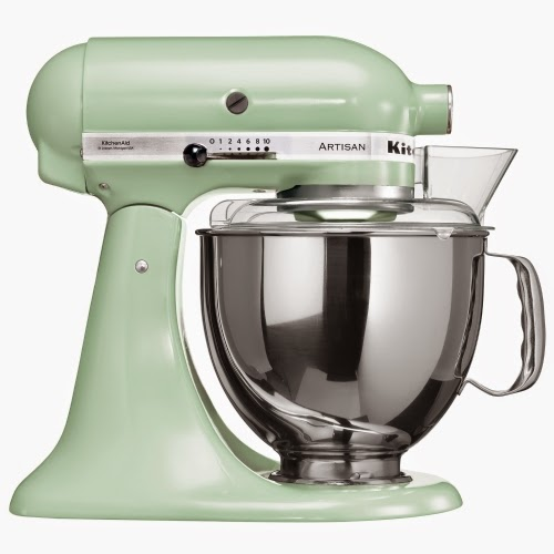 Kitchenaid Artisan Mixer pistache