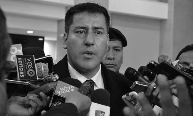 Zavaleta: Podré defenderme en libertad de acusaciones falaces y sin asidero