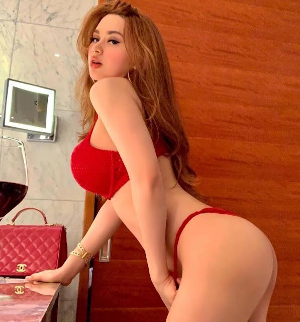 LOOK: Aya Tubillo top sexy pics na nakakagana