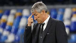 Setien demands official sacking from Barcelona board