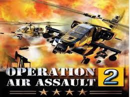 تحميل لعبة حرب طائرات الهليكوبتر الهجوم الجوي Download air assault 2 برابط مباشر