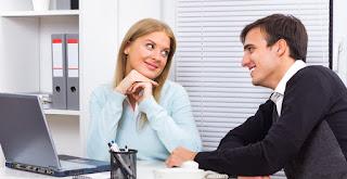 intrik dan affair di kantor