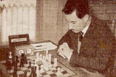 El ajedrecista César San Vicente Zurita