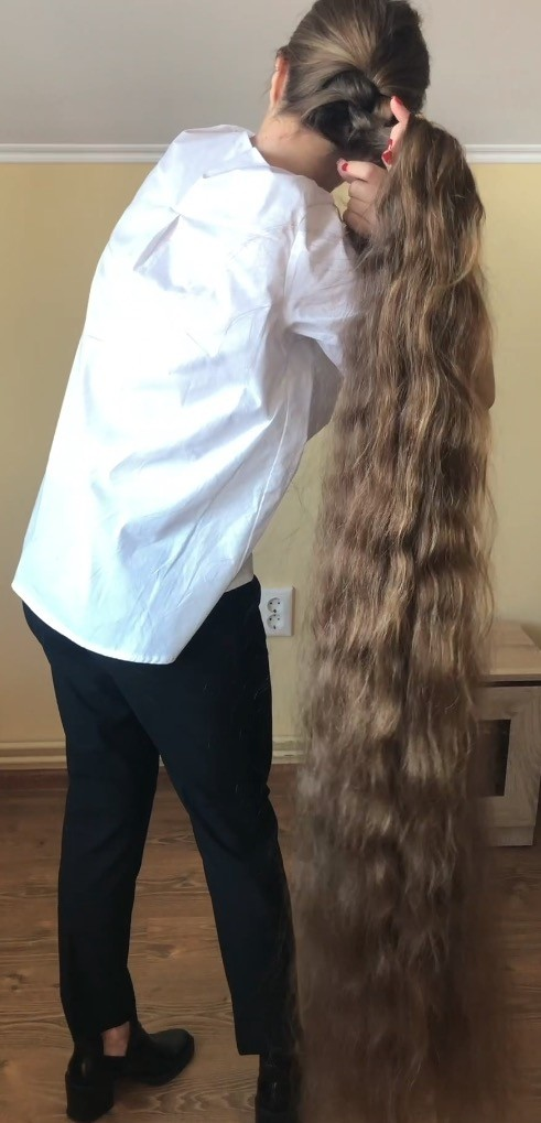 Romanian Rapunzel Lidia