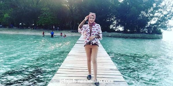 paket wisata open trip pulau pramuka