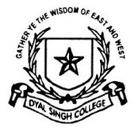 Dyal Singh College First Cut Off List
