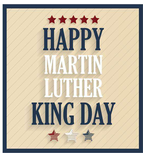Martin Luther King, Jr. Day Wishes Photos