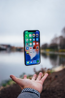 iPhone 13 smartphone